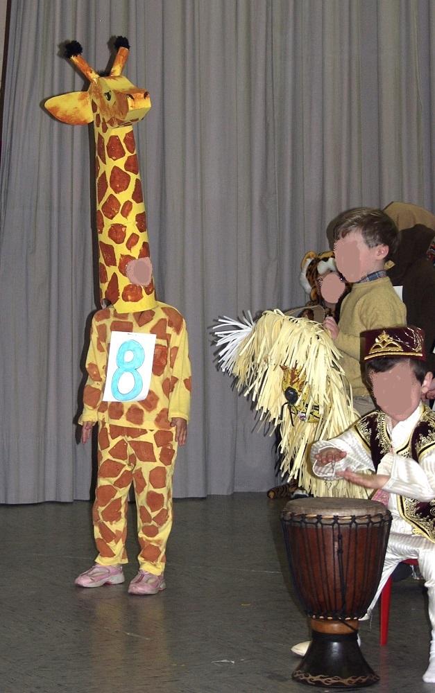 Fancy Fair 2004 : le concours.